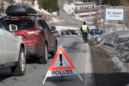 Alle, die Tirol verlassen, brauchen einen negativen Test. VN/Stiplovsek