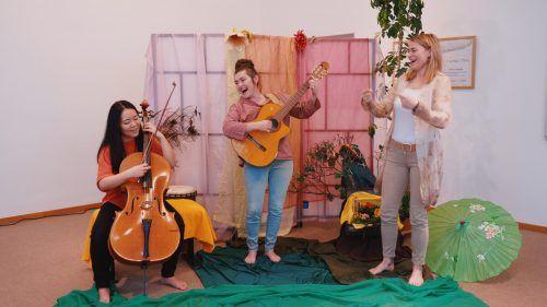 Alle Musikschulangebote wie Gruppenmusizieren können in persönlicher Anwesenheit stattfinden.