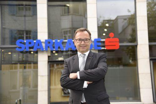 Bankensprecher Böhler schlägt Alarm: Durch die erwarteten negativen Bilanzen bekommen viele Firmen Probleme. VN/Stiplovsek