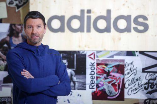 CEO Kasper Rorsted will die Position der Marke Adidas weiter stärken. reuters