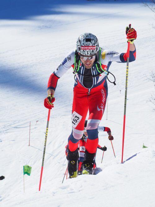 Daniel Zugg unterstrich mit dem ÖM-Titel seine Klasse im Sprintbewerb.Kohler