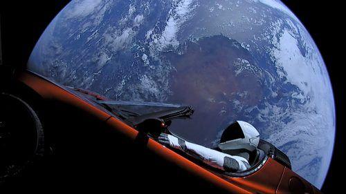 Das Auto hat rund 2,4 Milliarden Kilometer zurückgelegt. Reuters