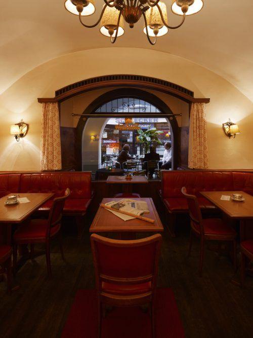 Das Café Feurstein war jahrzentelang eine Instutition in Sachen Kaffeehauskultur.Lins