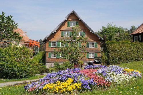 Das Gebäude Dorf 76 war einst der Gasthof zum Engel.F. Böhringer