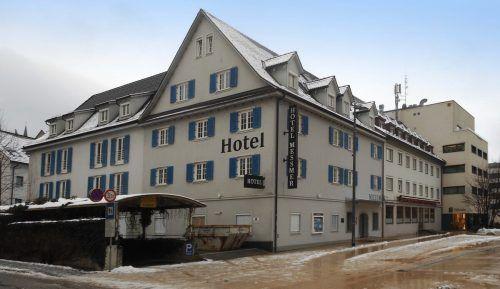 Das heutige Hotel Messmer kannn eine lange Tradition aufweisen.fst