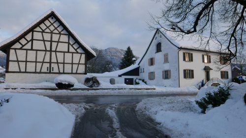 Das Röthner Pfarrhaus und das Pfarrheim werden einer Sanierung unterzogen. Norbert Mähr