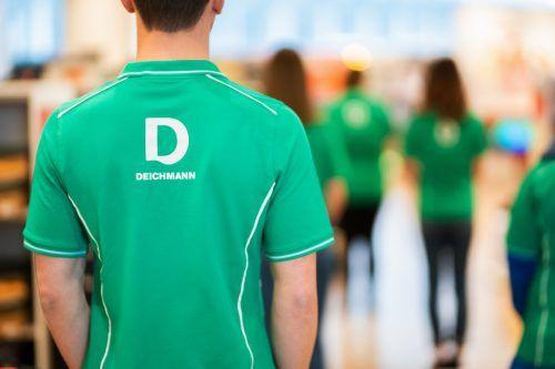 Deichmann sucht bis zu 50 neue Lehrlinge.Deichmann