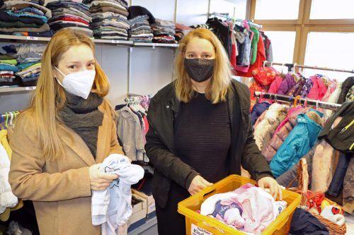 Der Alma-Flohmarkt in Hard hat heute Freitag, 12. Februar, und morgen, Samstag,13. Februar, für seine Kunden geöffnet.k. Engstler