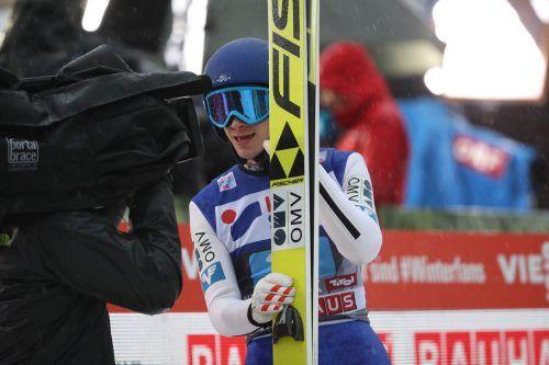 Der Dornbirner Ulrich Wohlgenannt sorgte in Rasnov für Punkte im Weltcup.gepa