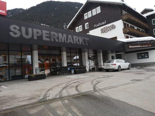 Der MPreis-Supermarkt in Gaschurn schloss zur Überraschung von Bürgern und Gemeinde von heute auf morgen seine Türen.Knöferl