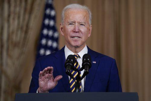 Der Präsident legte seine geopolitischen Vorstellungen dar.AP