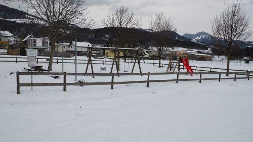 Der Spielplatz in der Schmalzgasse soll auf Vordermann gebracht werden. Wie – dabei darf auch die Bevölkerung mitreden.Egle