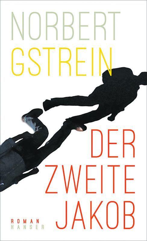 """""""Der zweite Jakob""""Norbert Gstrein,Carl Hanser,448 Seiten"""