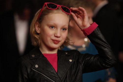 Die 12-jährige Helena Zengel spielte an der Seite von Hollywoodstar Tom Hanks in einem Western. Reuters