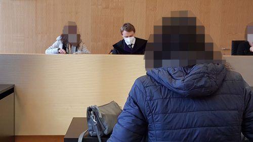 Die Angeklagte wurde zu einer langen Haftstrafe verurteilt.eckert
