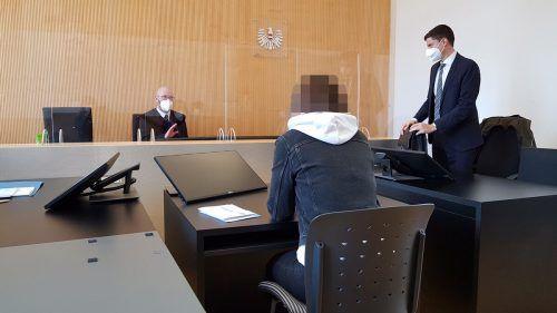 Die Beschuldigte muss 200 Euro Geldbuße bezahlen. ECKERT