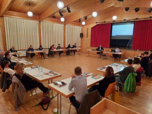 Die Gemeindevertretung von Sulzberg hat die Finanzplanung für 2021 beschlossen.Gemeinde Sulzberg