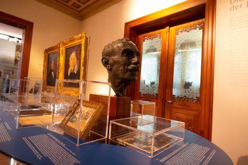 """""""Die letzten Europäer"""" heißt die aktuelle Ausstellung.vN/Hartinger"""