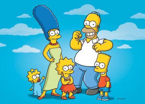 """Die tragikomische Zeichentrickfamilie """"Die Simpsons"""" hat weltweit eine treue Fangemeinde gewonnen. AP"""