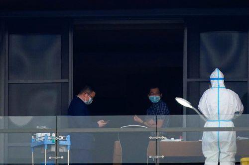 Die Visite im Wuhan Institut für Virologie gilt als ein Höhepunkt der Ermittlungen der WHO-Experten. Reuters