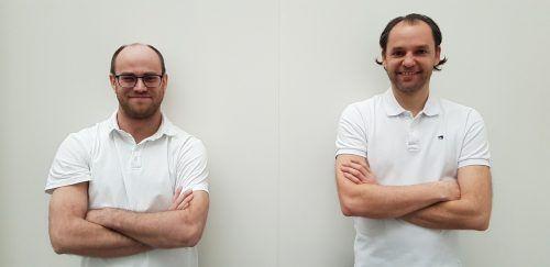 Dr. Maximilian Barta und Dr. Joachim Hechenberger vertreten sich in der neuen Praxis gegenseitigStadt