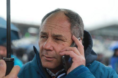 DTM-Boss Gerhard Berger muss viel Überzeugungsarbeit leisten. noger