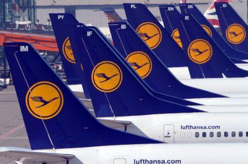 Ein Airbus ist vom längsten Nonstopflug in der Geschichte der Lufthansa zurück. dpa