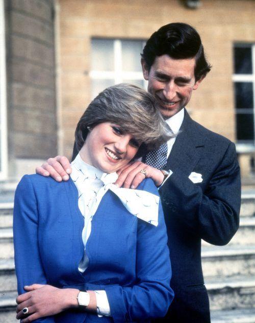 Das Telefon spielte bei Prinz Charles und Diana eine Rolle. Zuerst am Anfang ihres Kennenlernens. Später wurden pikante Telefonate der beiden öffentlich. AP
