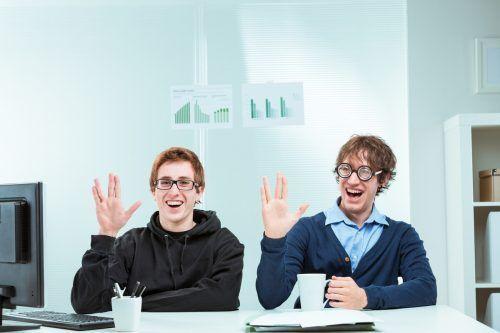 Frauen wollen nicht das Image von Nerds haben, das mitunter IT-Studenten anhaftet. Shutterstock, universität ulm