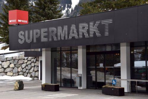 Gähnende Leere: Seit zwei Wochen ist der MPreis-Supermarkt in Gaschurn aus wirtschaftlichen Gründen geschlossen.SCOpoli