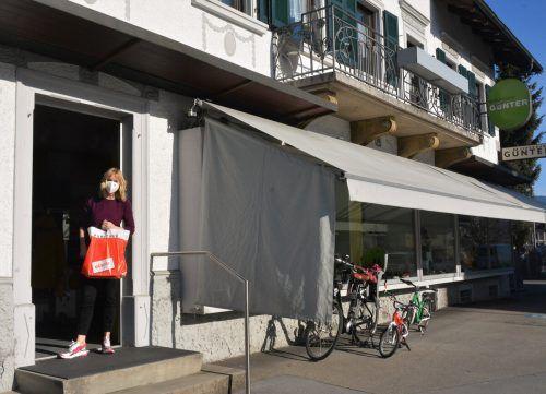 Im Schuhhaus Günter ist alles bereit für den Verkauf der neuen Frühjahrsschuhe.bvs (3)