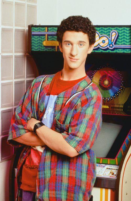 """In den 1990ern wurde Dustin Diamond als Samuel """"Screech"""" Powers berühmt. AP"""