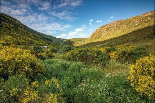 In den Bergdörfern hat man sich dem nachhaltigen Tourismus verschrieben.