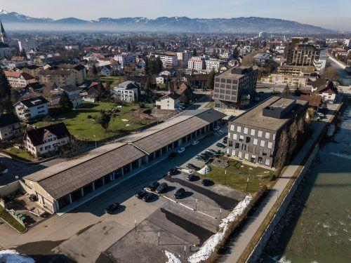 In Dornbirn soll ein Kreativpilotprojekt für das gesamte Land entstehen. VN/Steurer