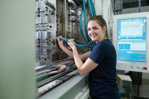 In Lustenau will man Lehrlinge für heimische Betriebe begeistern.Gemeinde