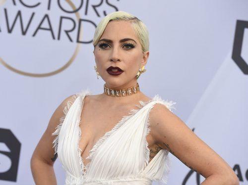 """Lady Gaga hat eine Rolle im Kriminaldrama """"Gucci"""" übernommen. AP"""