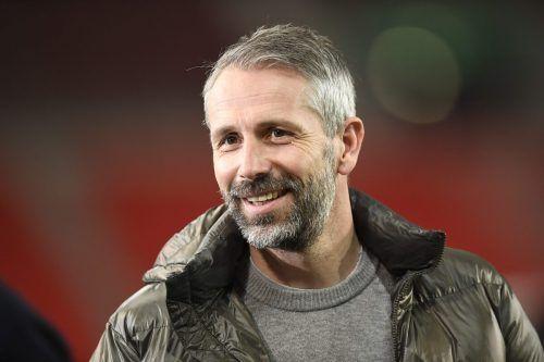 Marco Rose übernimmt als Trainer ab Sommer Borussia Dortmund.afp