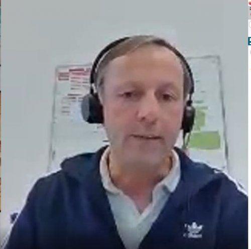 Marcus Bachmann von Ärzte ohne Grenzen berichtet im VN-Podcast über die Zustände in den Lagern.