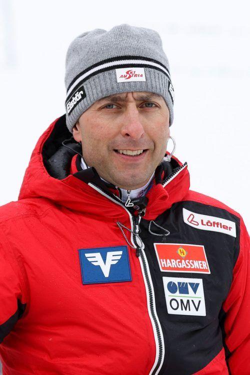 Mario Stecher sieht der WM in Oberstdorf positiv entgegen.gepa