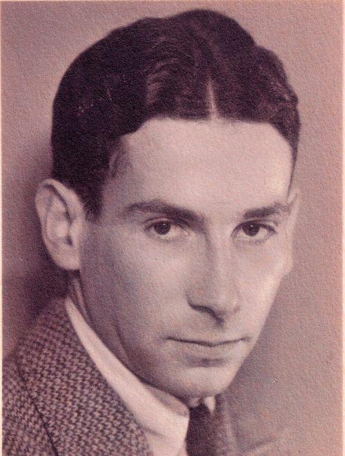 Markus Silberstein, hier auf einem Foto aus dem Jahr 1934, wurde 1939 von der Gestapo verhaftet und starb 1942 im KZ Groß-Rosen.JM (2)