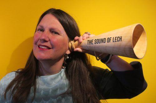 Das Lechmuseum ist wieder geöffnet und widmet sich Hörbarem. Bi