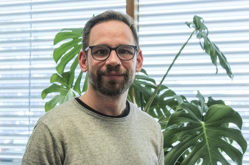 Musikschulleiter Christoph Ellensohn.JUN