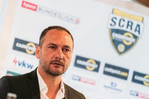 Neven Subotic und die Cashpoint-Arena: 2017 spielte er mit dem BVB im Test gegen Atalanta Bergamo.gepa