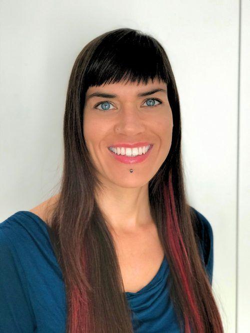 Olivia Mair will Kindern ein glückliches Aufwachsen ermöglichen.EM