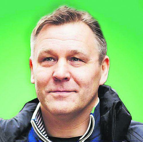 Raimo Summanen übernahm den Trainerjob in Laibach.OL
