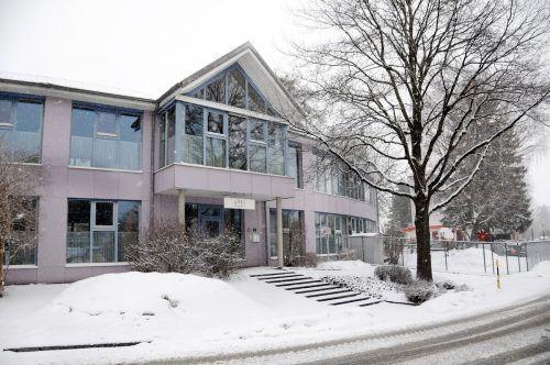 Sämtliche Höchster Kindergärten werden heuer um insgesamt 381.800 Euro saniert. Im Bild der Kindergarten Oberdorf. AJK