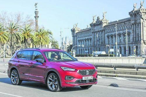 Seat Tarraco e-Hybrid: Das SUV-Flaggschiff der Katalanen kann's nun auch teilektrisch. MIt 245 PS.Werk