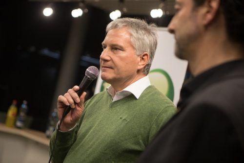 Sepp Bayer übergibt den Staffelstab bei der Austria an Michael Kössler.Hartinger