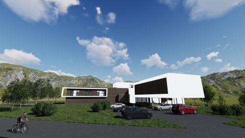 So soll das neue Firmengebäude in der SatteinserAugasse aussehen. feeling