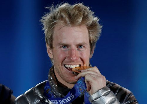 Ted Ligety holte sich in Turin und Sotschi Olympia-Gold.reuters